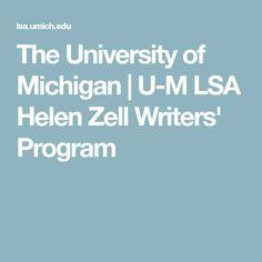 The University of Michigan Mfa Programs, University Of Michigan, Programming, Writers, Authors, Computer Programming, Coding, Writer