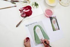 Om te leren schilderen gingen jongens in de middeleeuwen op ongeveer hun 12de jaar in de leer bij een meester. In deze cursus wordt u zelf zo'n leerling.
