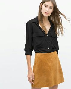 Black - not sure about pockets