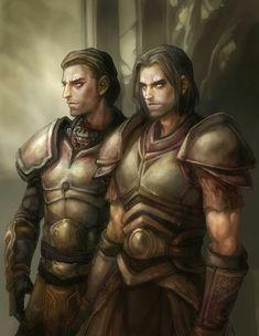 Vilkas & Farkas,The Elder Scrolls,,Skyrim The Elder Scrolls, Elder Scrolls Skyrim, Dragon Age, Skyrim Vilkas, Skyrim Fanart, Tes Skyrim, Scrolls Game, Fan Art, Legend Of Zelda