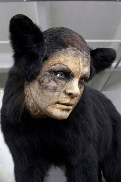 http://technabob.com/blog/2016/02/21/kate-clarks-human-headed-taxidermied-animals/?utm_source=Technabob - Newsletter Subscribers