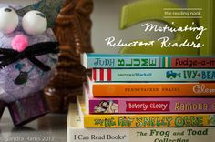 Motivating Reluctant Readers