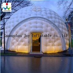 Inflatable Giant Led Tent, 4921x6562ft