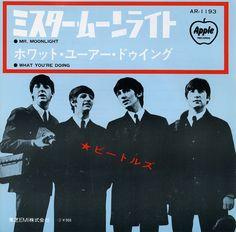 """doraemonmon: """" The Beatles - Mr. Moonlight / What You're Doing """""""