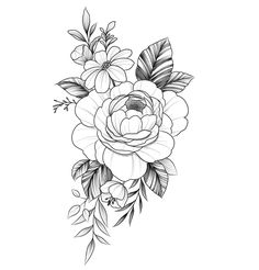 Leg Tattoos, Body Art Tattoos, Sleeve Tattoos, Tatoos, Wyoming, Flower Tattoo Designs, Flower Tattoos, Flower Tattoo Drawings, Muster Tattoos