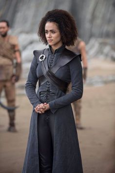 A Game of Clothes is part of Game of thrones dress - Missandei and her brothers were born at Naath They were eventually captured by raiders from the Basilisk Isles and sold into slavery in Astapor Three of her brothers became Unsullied but one was Game Of Thrones Dress, Arte Game Of Thrones, Game Of Thrones Costumes, Game Of Thrones Funny, Game Of Thrones Outfits, Swagg Girl, Game Of Thrones Instagram, Got Costumes, Game Of Thrones Episodes