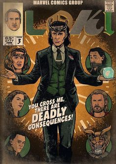 Avengers Art, Marvel Art, Marvel Dc Comics, Loki Wallpaper, Scarlet Witch Marvel, Lady Loki, Marvel Drawings, Anime Qoutes, Comic Book Style