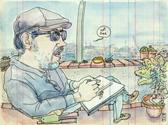 Field trip: Sketching in Barcelona