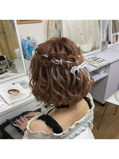 Summer Hairstyles, Hairstyles With Bangs, Pretty Hairstyles, Easy Hairstyles, Short Hair Styles Easy, Short Hair Updo, Shoulder Length Hair With Bangs, Hair Reference, Aesthetic Hair