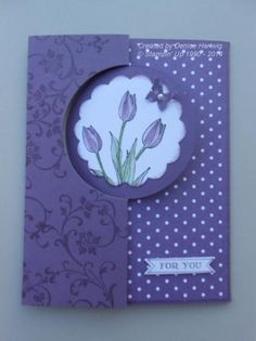Backyard Basics Circle Thinlet by niece - Cards and Paper Crafts at Splitcoaststampers