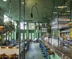 Bar Botanique Cafe Tropique,© Maarten Willemstein