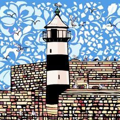 Southsea Castle Greeting Card