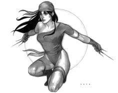 Phil Noto - Elektra