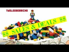 LEGO on sale at Toys R Us and Walmart starting week of feb 20 2016