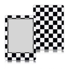 Borders Kobo Touch Skin Decal Sticker Classic Checkers $9.99