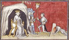 In the fight between King Pedro of Castile ('The Cruel') and his half-brother, Enrique, Pedro was killed, beheaded, and his body left outside the tent for the next few days where it would be further abused.  Enrique II became king of Castile and later married the daughter of the Aragonese king Pere III, a union which would eventually lead to the unification of Aragon and Castile into Spain in the 15th century.