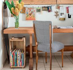 Pallets viram móveis muito legais nestes quatro ambientes - Casa