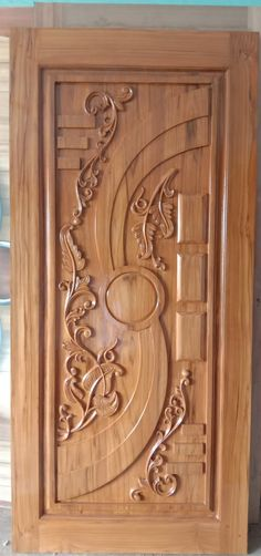 New Door Design, House Front Wall Design, Door Design Images, Wooden Front Door Design, Door Gate Design, Room Door Design, Door Design Interior, Wooden Front Doors, Single Main Door Designs