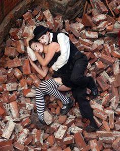 Brian Viglione and Amanda Palmer | Dresden Dolls