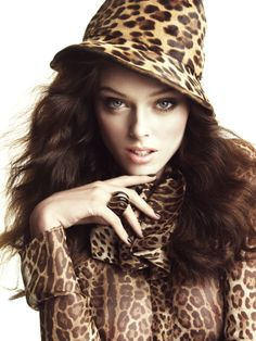 """Leopard Lust - Coco Rocha. Coco Rocha is one of the most popular models on the fashion radar and has worked with the biggest and best names in fashion. She's hosted major events such as the Met Gala, """"Danny Zuko-ed"""" (watch below) on the catwalk for Jean Paul Gaultier and landed nearly 60 magazine covers in her 8-year career. What's more she ranks in the top 20 of models.com """"Money Girls"""" list due to her successes over the years."""