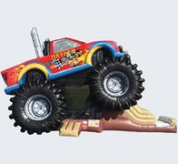 Monster Truck Combo / Introductory rental price in Austin (and surrounding) $299 for 4 hours includes delivery, setup & removal!