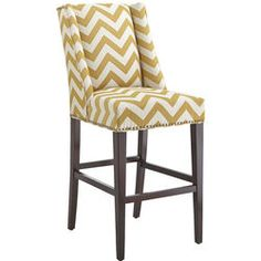 Owen Bar Stool - Vibes Gold