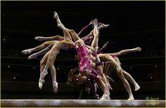 The 2012 Olympic Women's Gymnastics #gymnastics #gymnast