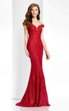 Clarisse 4801. Mermaid Evening GownLong Evening GownsWhite Formal  GownsFormal DressesLace ... 22470cf26d40