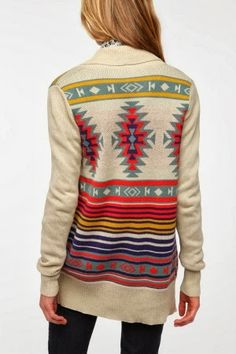 Adorable Printed Sweater