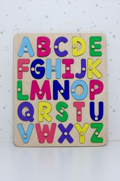 Wooden name puzzle, 1st 2nd 3rd Birthday gift, Toddler gift, Montessori Baby Toys, Nursery decor, Handmade toys, Montessori Baby Toys, Handmade toys, Custom name puzzle, Baby Birth Announcement Busy Boards For Toddlers, Puzzles For Toddlers, Fun Games For Kids, Diy For Kids, Jigsaw Puzzles For Kids, Wooden Puzzles, Wooden Letters, Puzzle Logo, Name Puzzle