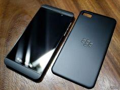 BlackBerry 10 L-Serie.