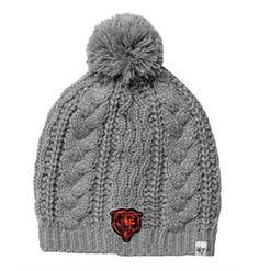 Chicago Bears Kiowa Bearhead Knit Cap