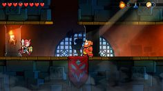 Wonder Boy: The Dragon's Trap lets you play as Wonder Girl: With less than a month to go, Wonder Boy: The Dragon's Trap developer… 2d Game Background, Wonder Boys, Video Game News, Game Dev, Game Concept, Sprites, Game Design, Xbox One, Pixel Art