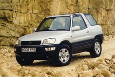 The Toyota RAV4 in Orlando is celebrating its 20-year anniversary! Celebrate by exploring its interesting history!