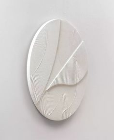 Reduction in Design – Minimalist Reliefs by Danish Artist Kristina Krogh – OEN 3d Wall Art, Wall Art Decor, Abstract Sculpture, Sculpture Art, Wall Sculptures, Modern Interior Design, Diy Wall, Contemporary Art, Canvas Art