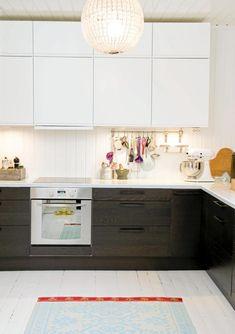 Kjøkkeninspirasjon, male kjøkken