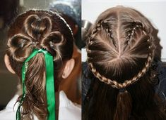 girlshue - Cute Yet Amazing Valentine's Day Hairstyles & Ideas For Girls & Kids 2013