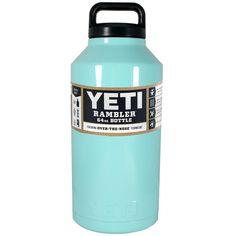 YETI Seafoam Green 64 oz Rambler Bottle