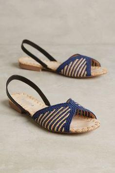 Anthropologie - Sandals