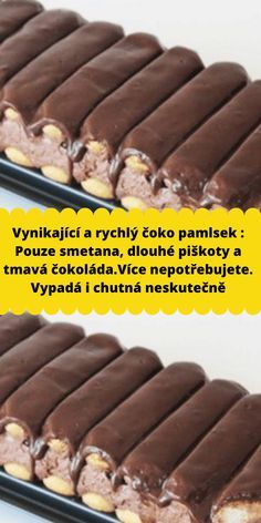 Sweet Desserts, Delicious Desserts, Mini Cakes, Tiramisu, Cake Recipes, Sausage, Food And Drink, Sweets, Healthy Recipes