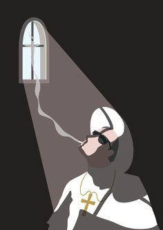 """A tribute to """"the young pope"""" 