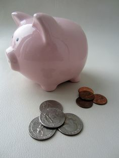 Set up a savings account. Save at least 3 months salary! Do not touch/use! Set up another savings account - this is able to be used but avoid doing so if at all costs. Also set up savings accounts for both the girls.