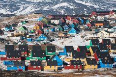 Greenland by Yongyut Kumsri