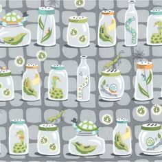 This Bug Jars fabric from the Backyard Baby by @michaelmillerfabrics sums up summer with children!! What's in your bug jars?  #bug #bugs #kids #children #kidswillbekids #slimy #grey #green  #quilt #quilts #quilting #sew #sewing #craft #crafting #diy #fabric #crafts #patchwork #quilter #stitch #cotton #decor #homedec #apparel #fashion #sewingproject #craftproject