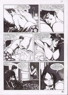 Dylan Dog # 245 pag. 60 - Mari Comic Art