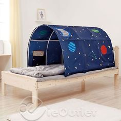 Galactic Bed Tent Kids Bed Tent Bed Tent Tent Room