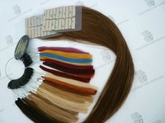 18 inch taped hair extensions-color 4# | Feelgood Hair Supplies