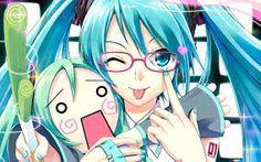 Resultado de imagen de anime wallpaper hatsune miku