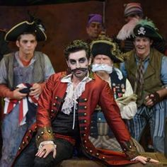 """Peter and the Starcatcher,"" 2015, ZACH Theatre. Review from bww.com."