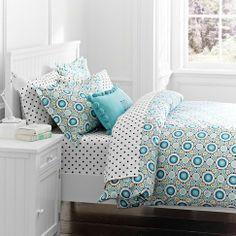 Chatham Fresh Bedroom | PBteen